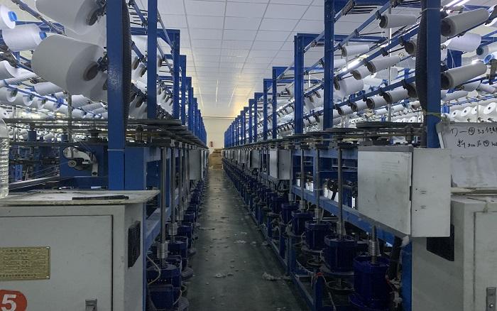 雪尼尔纺织设备
